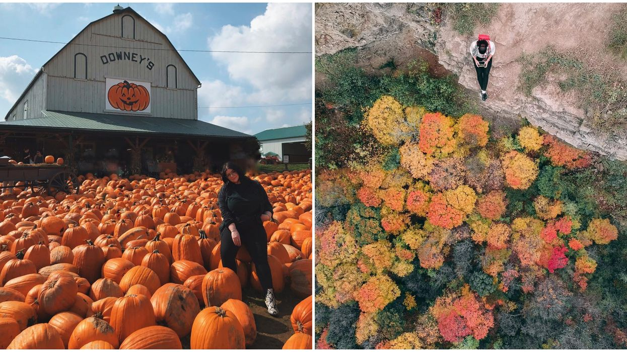 7 Cute Road Trip Ideas Near Toronto You Need To Go On This Fall