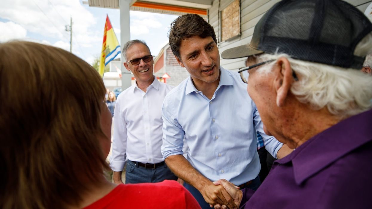 Justin Trudeau Election Campaign 2019