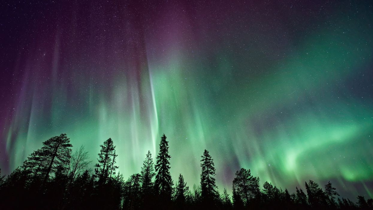 The Northern Lights Will Be Visible Across Southern Canada This Weekend