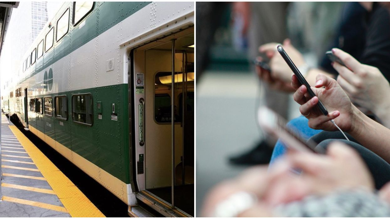 Yup, Ontarians Are Already Trashing GO Transit's New Wi-Fi Before It's Even Arrived