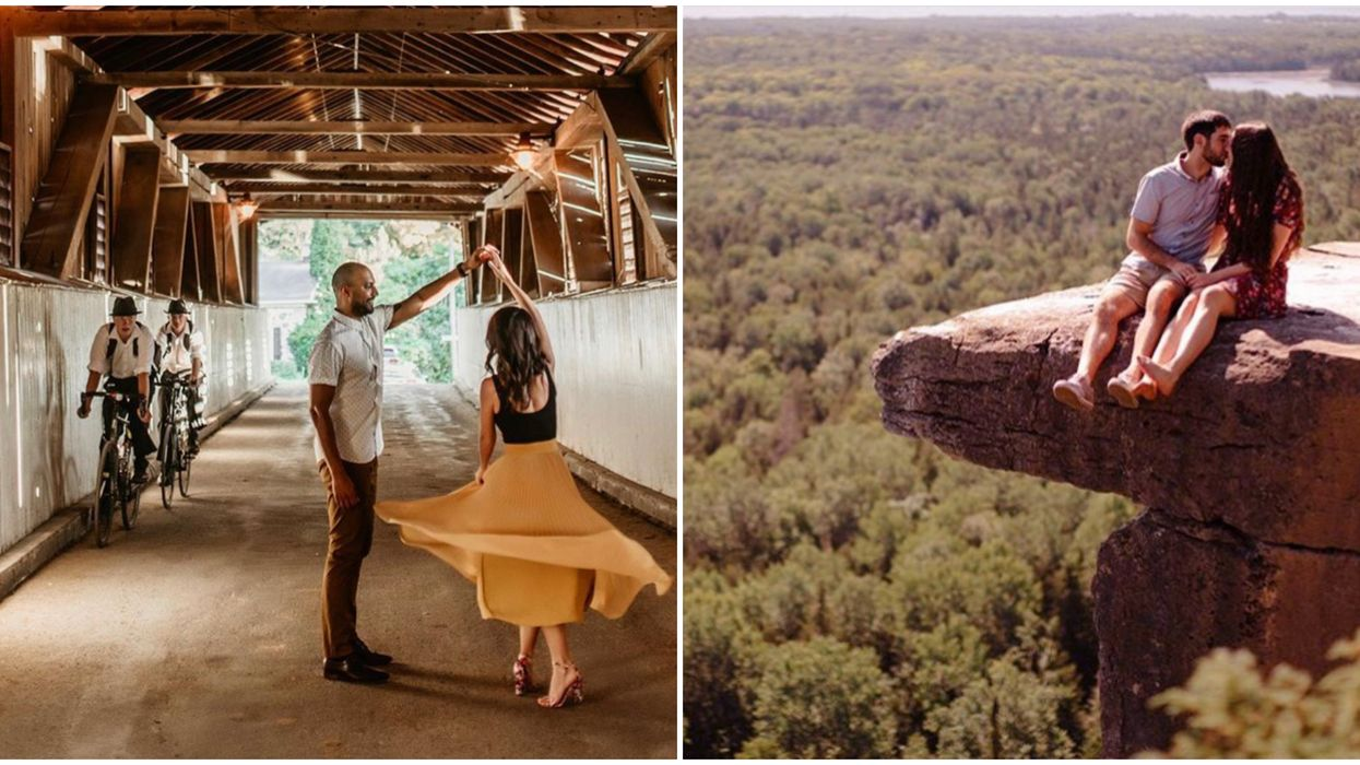 21 Little-Known But Magical Places To Bring Your S/O This Fall In Ontario