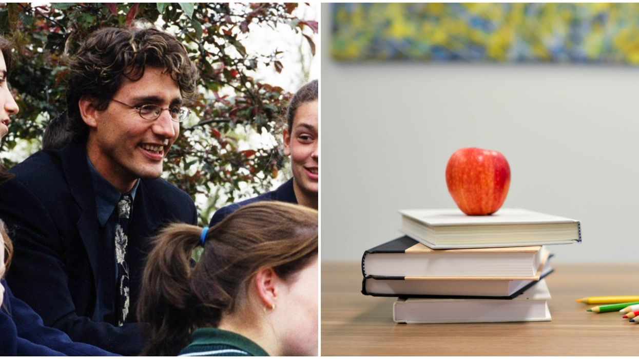 What Did Justin Trudeau Teach? Canadian Students Loved Him In The Classroom