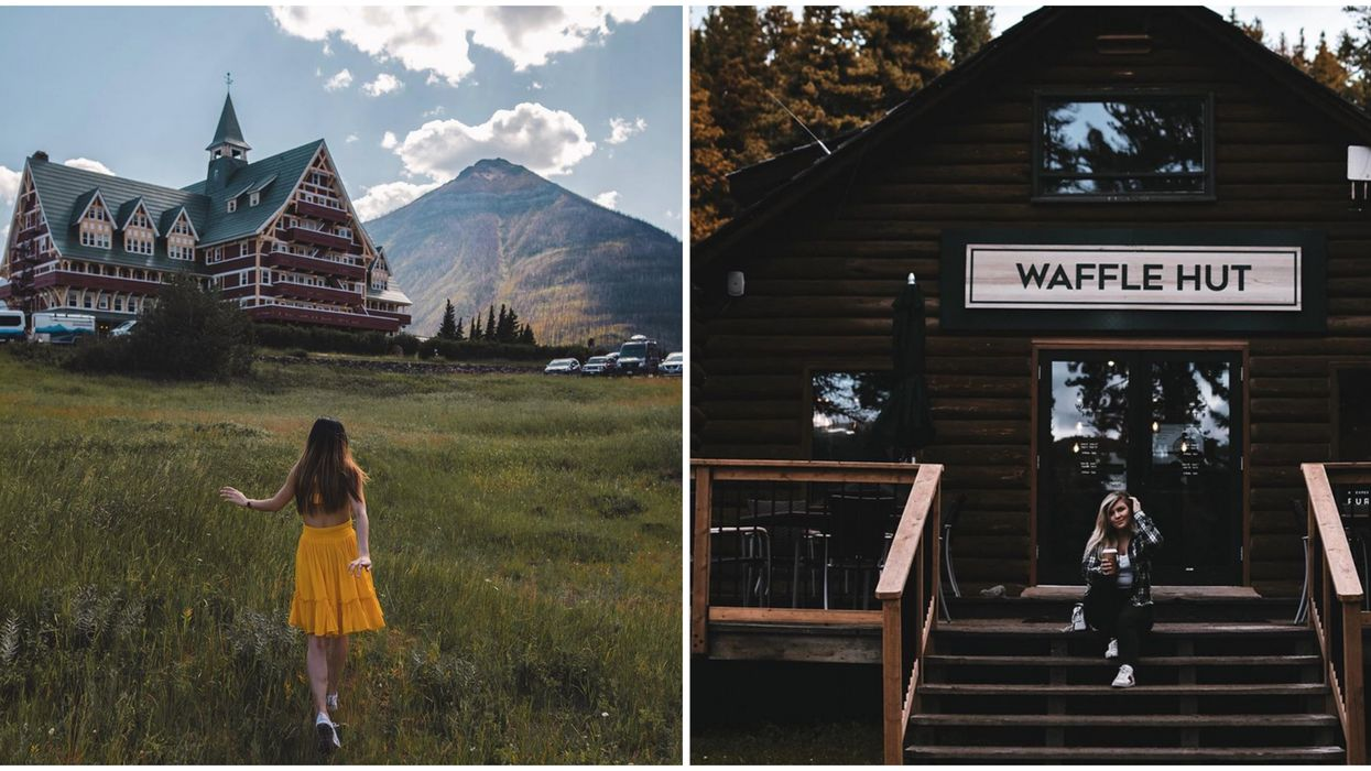 7 Adorable Small Towns You Need To Visit In Alberta This Fall