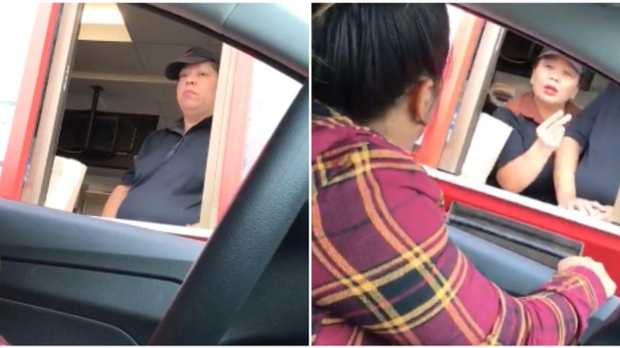 Tim Hortons Mistreatment Incident Involving Deaf Ontario Woman Captured On Video