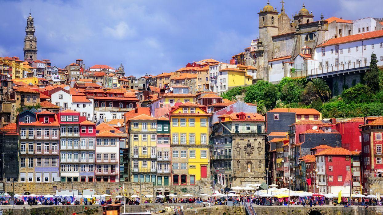 Tu peux t'envoler au Portugal pour 670$ aller-retour à partir de Montréal