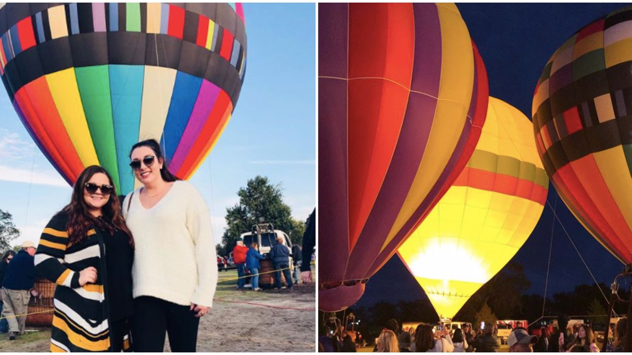 Balloon Festival In Louisiana This Weekend & Tickets Are Only $20
