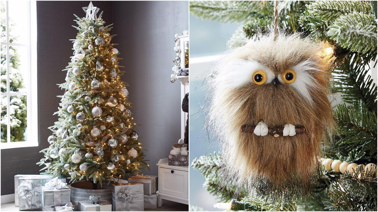Canadian Tire's Christmas Sale Has All The Festive Decor You Didn't Know You Needed