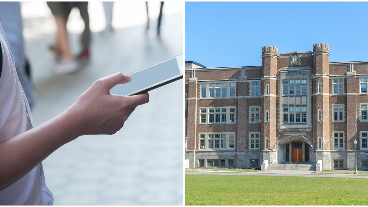 Ontario Cellphone Ban In Schools Starts Today And Has Been Met With Mixed Reviews