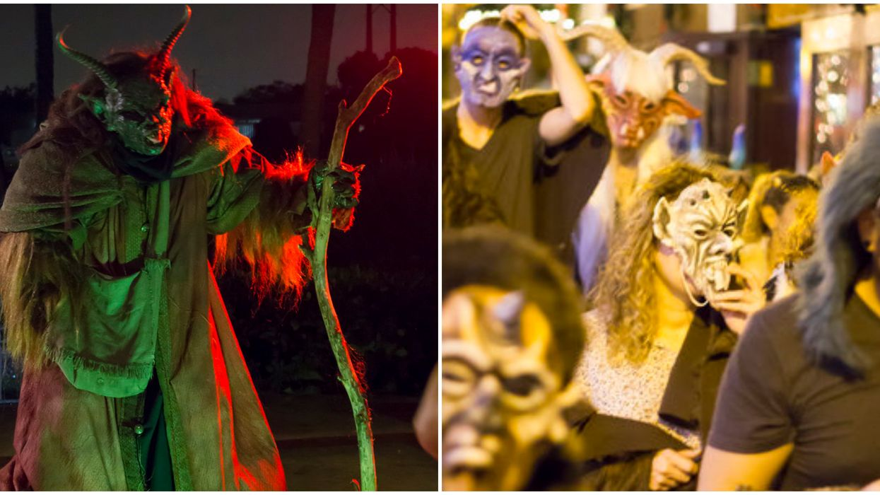 The Most Terrifying Krampus Fest Is Coming To Florida Next Month