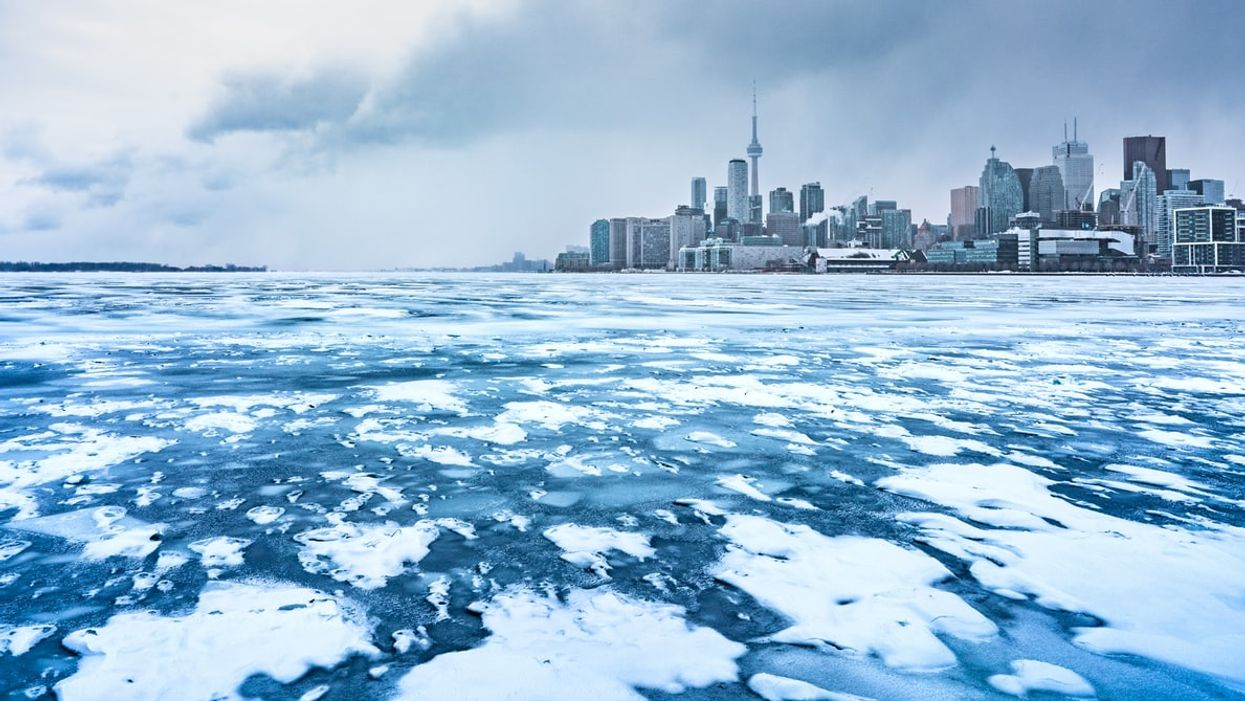 Toronto Weather This Week Is Bringing Below-Freezing Temperatures As Winter Settles In