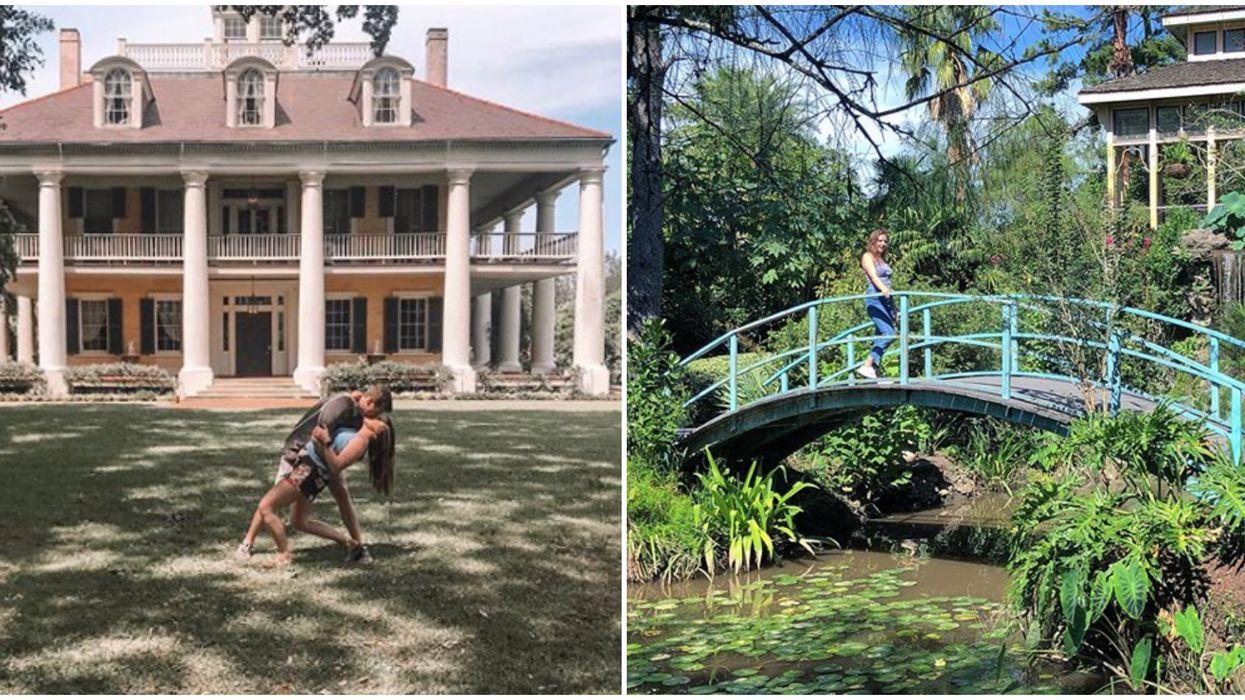 This Unique Louisiana Attraction Has Magical Gardens You Can Explore