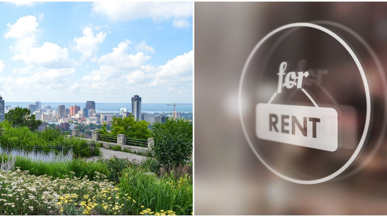 National Rent Report Shows Hamilton, Ontario Rent Is Climbing Fastest In Canada