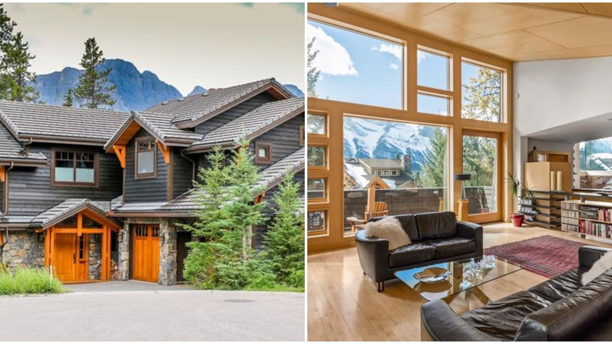 5 Mountain Chalets For Sale In Canmore That Will Make You Move Directly To The Rockies