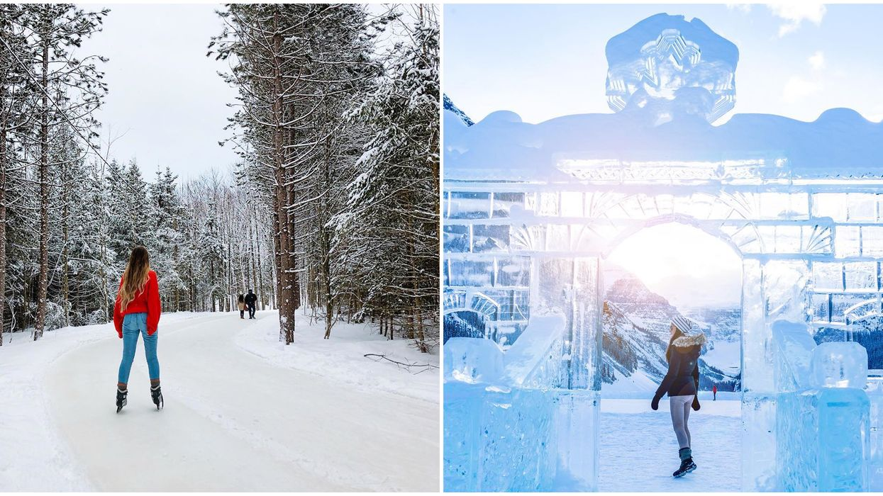 8 Small Towns In Canada For Winter Getaways That Will Fix You Right Up