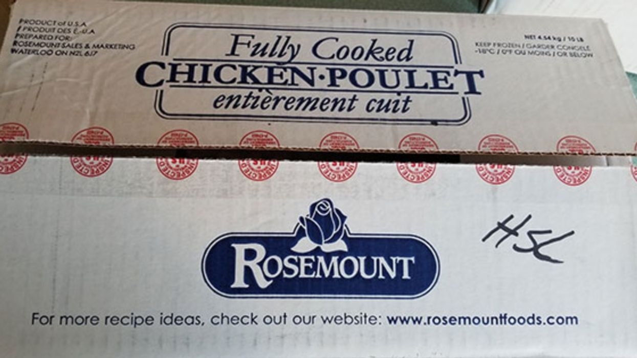 Dangerous Chicken Listeria Recall In 7 Provinces Could Be Canada-Wide Problem