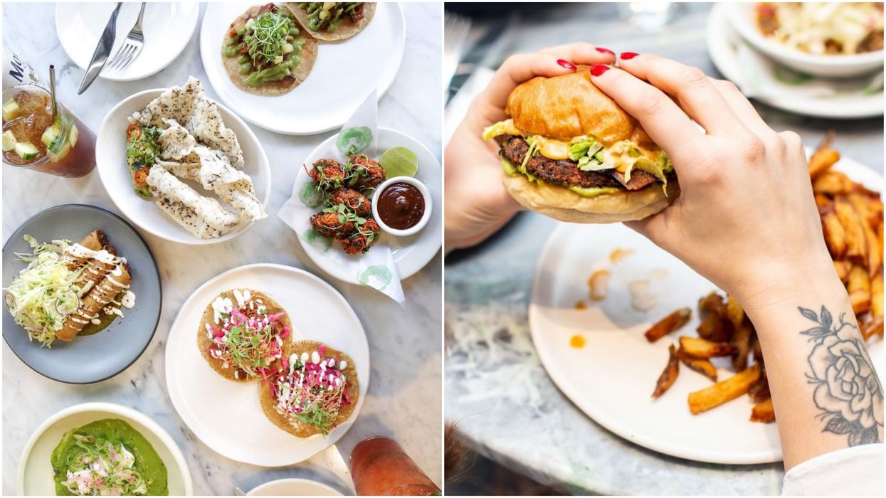 Toronto Is One Of The Best Places In The World To Be A Vegan & Vegetarian