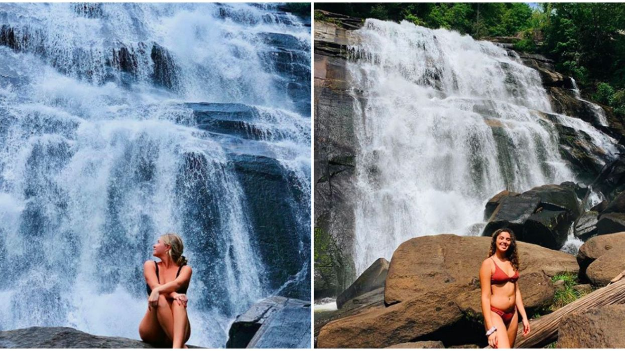 North Carolina's Official Waterfalls Roadtrip