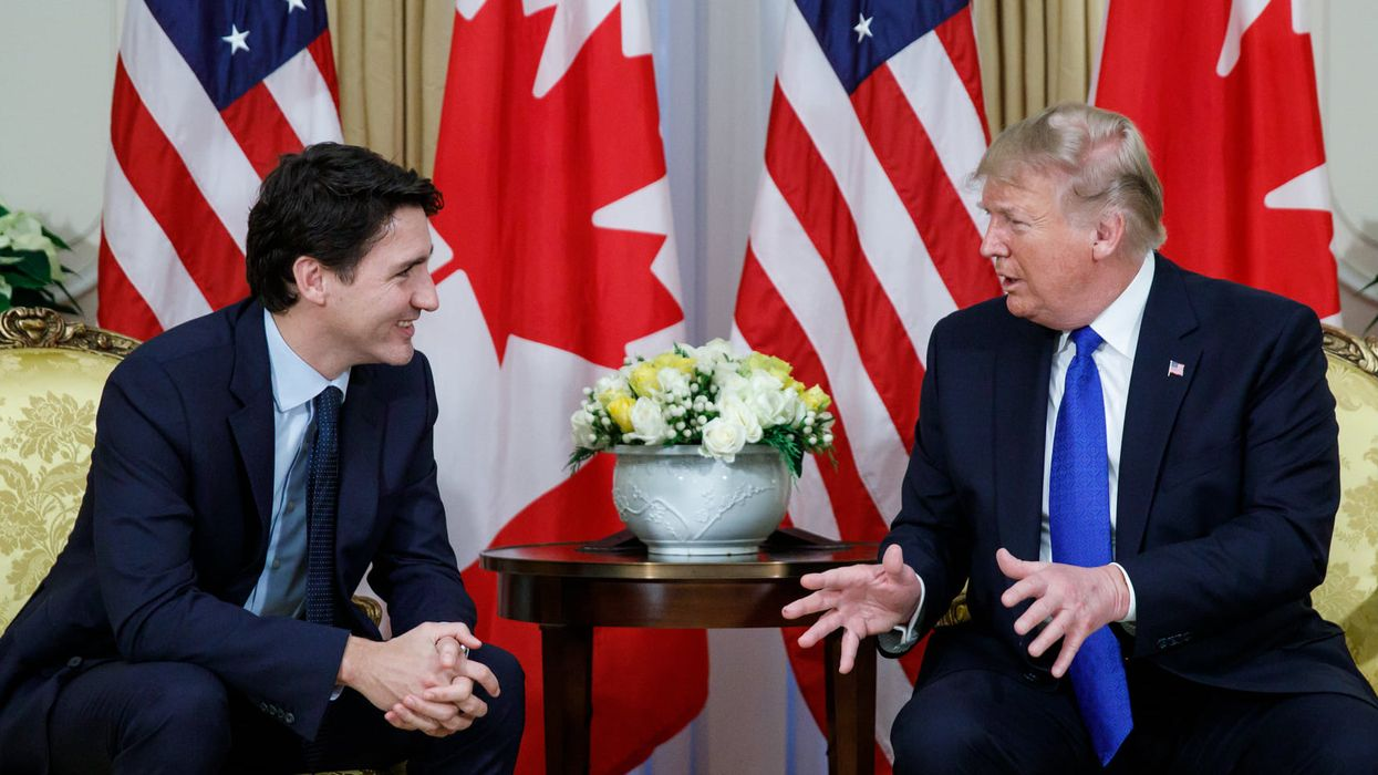 """Trudeau's NATO Trump Remarks Do Not Affect """"Excellent"""" Relationship Between Canada & US"""