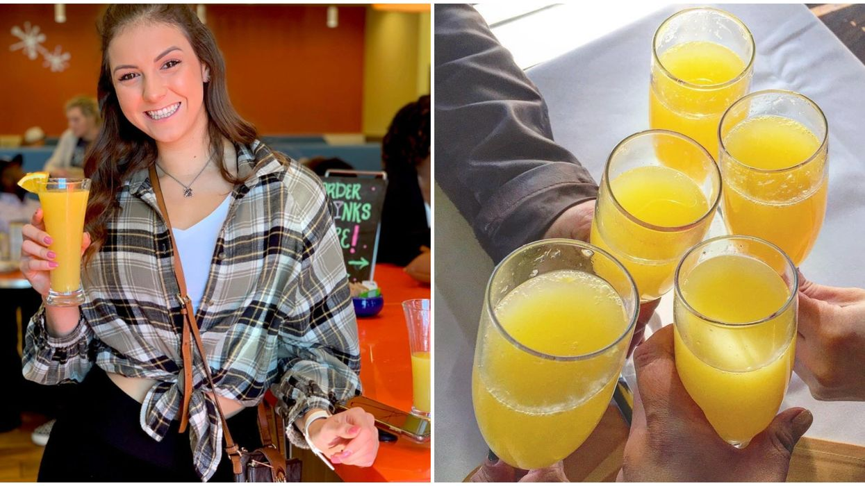 Dallas Bottomless Mimosa Brunch Spots To Take Your Friends To In 2020