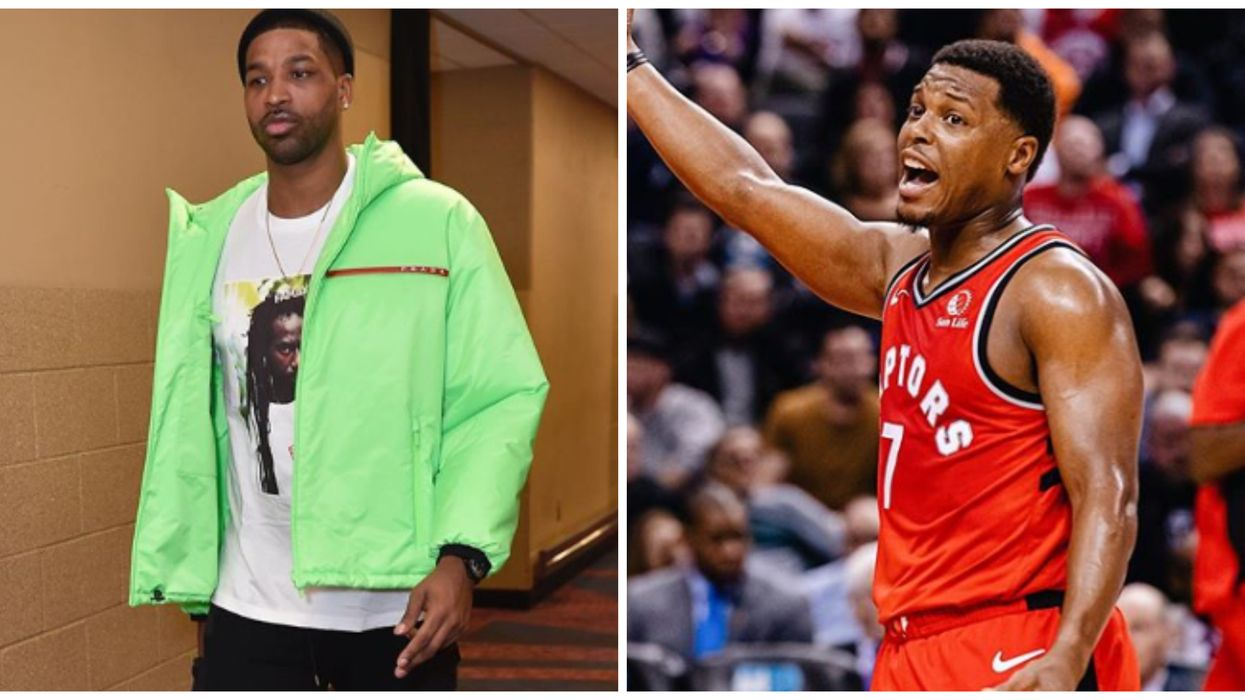 Kyle Lowry Got The Most Heartwarming Compliment From Tristan Thompson Last Night