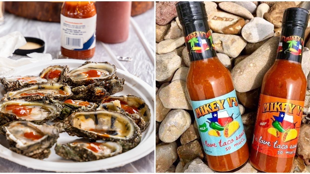 A Hot Sauce Festival In Houston Is This Month
