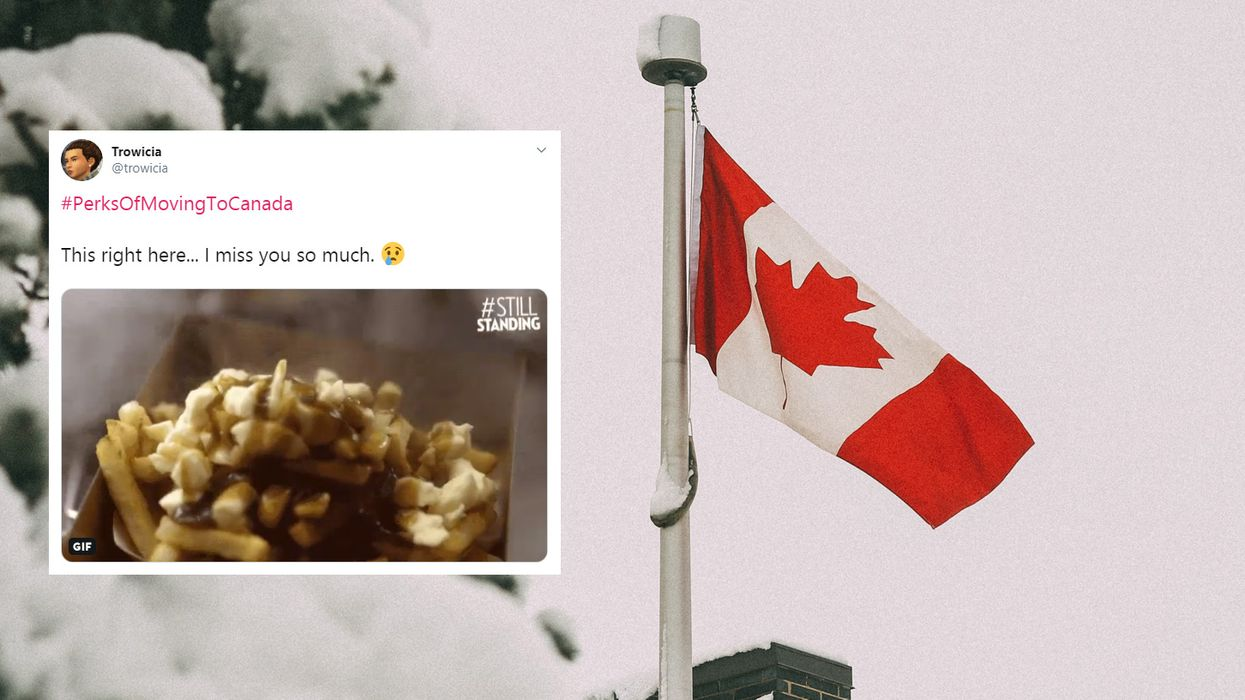 Perks Of Moving To Canada Trended & The Tweets Are So Hilarious