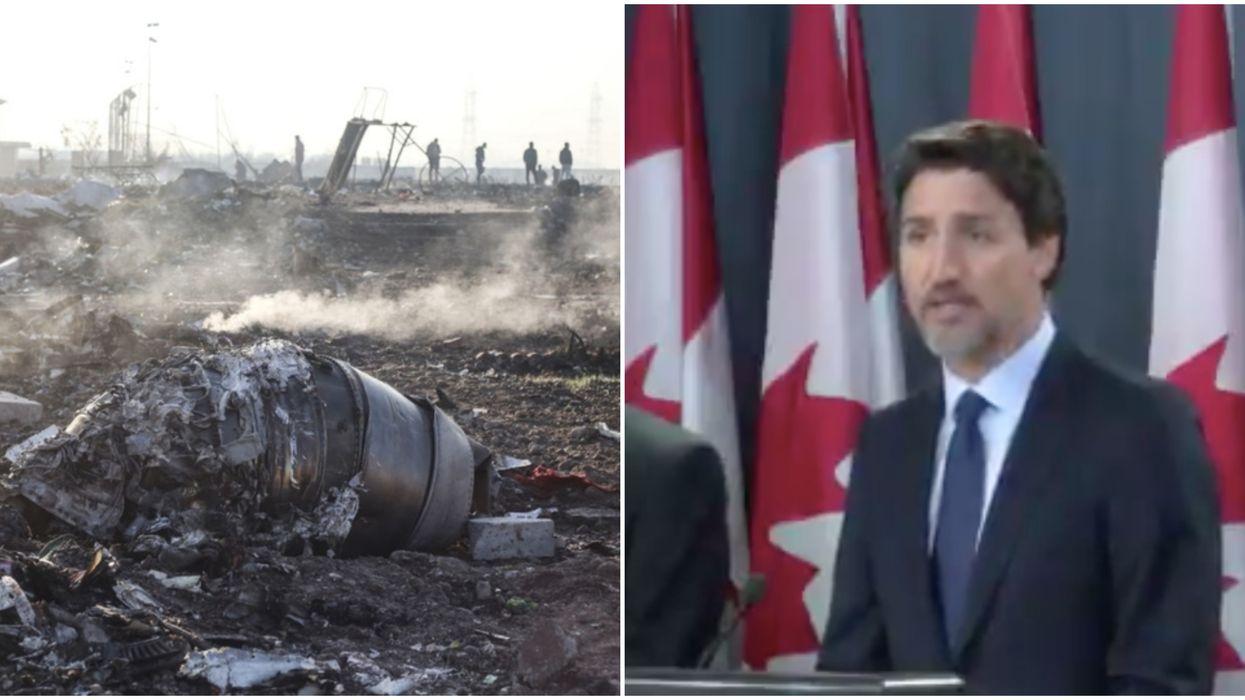 Écrasement d'avion en Iran: 25 000 $ seront versés aux proches des victimes canadiennes