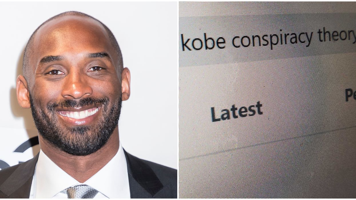 Kobe Conspiracy Theories Are Already Trending & His Fans Are Not Happy
