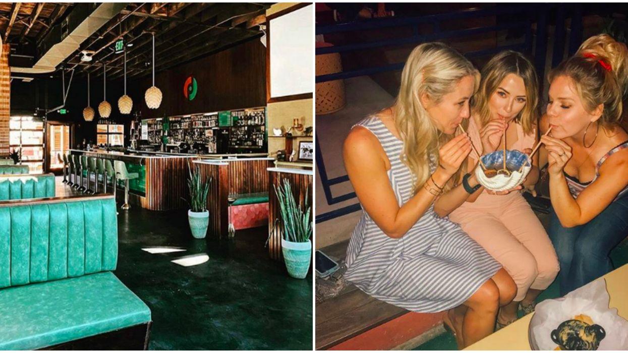 Tiki Bar In Nashville Has Crazy Drinks & Caribbean Vibes