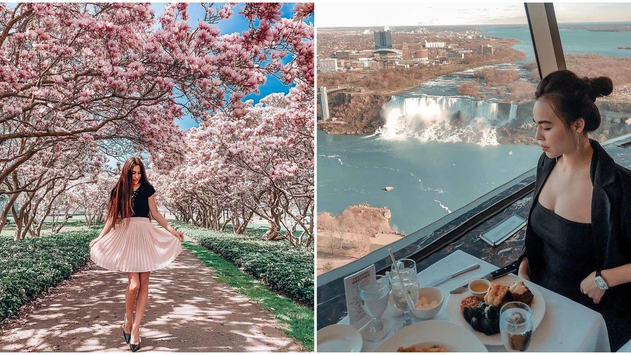 11 Romantic Things You Can Actually Do In Niagara Falls