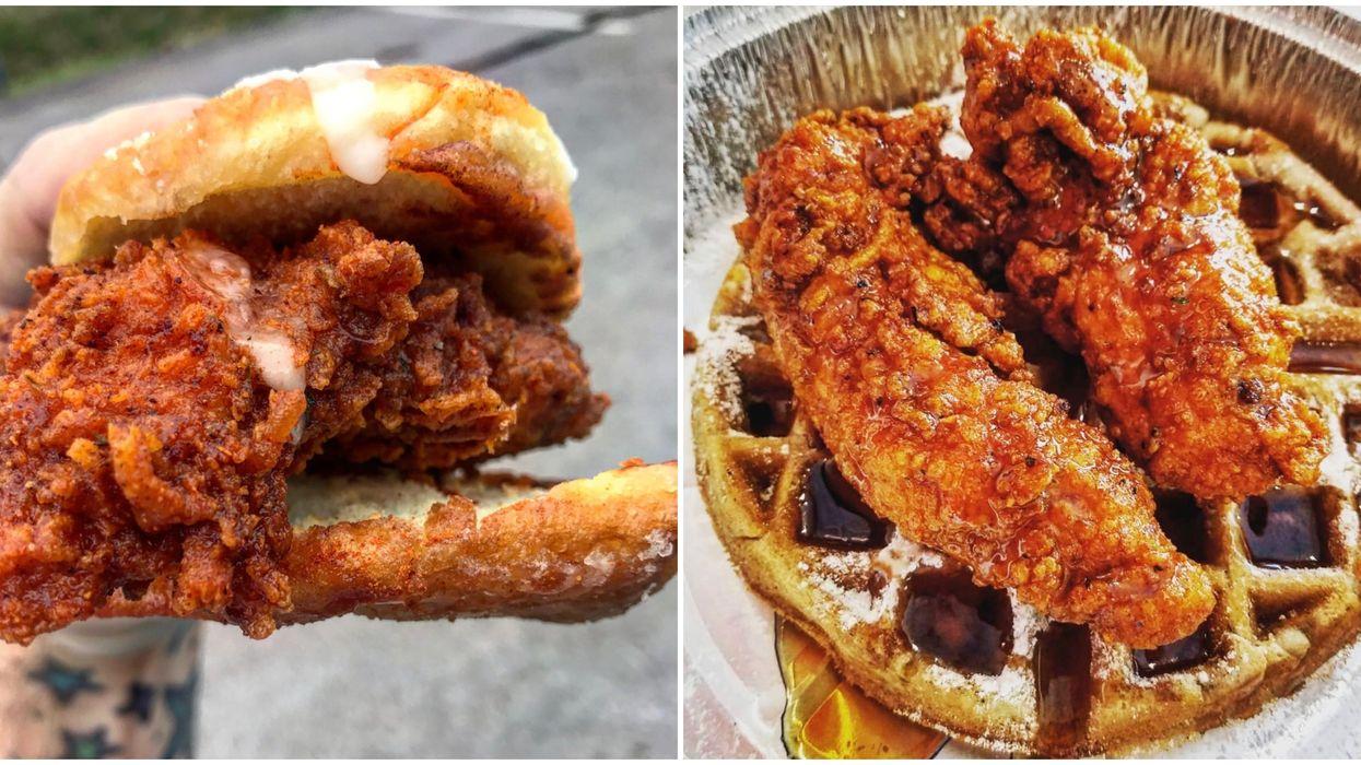 This New Nashville Hot Chicken Restaurant Has The Spiciest Hot Chicken In Tennessee
