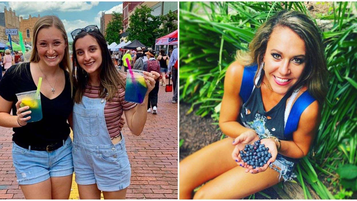 Texas' Blueberry Festival Is Coming This Summer And It's Free