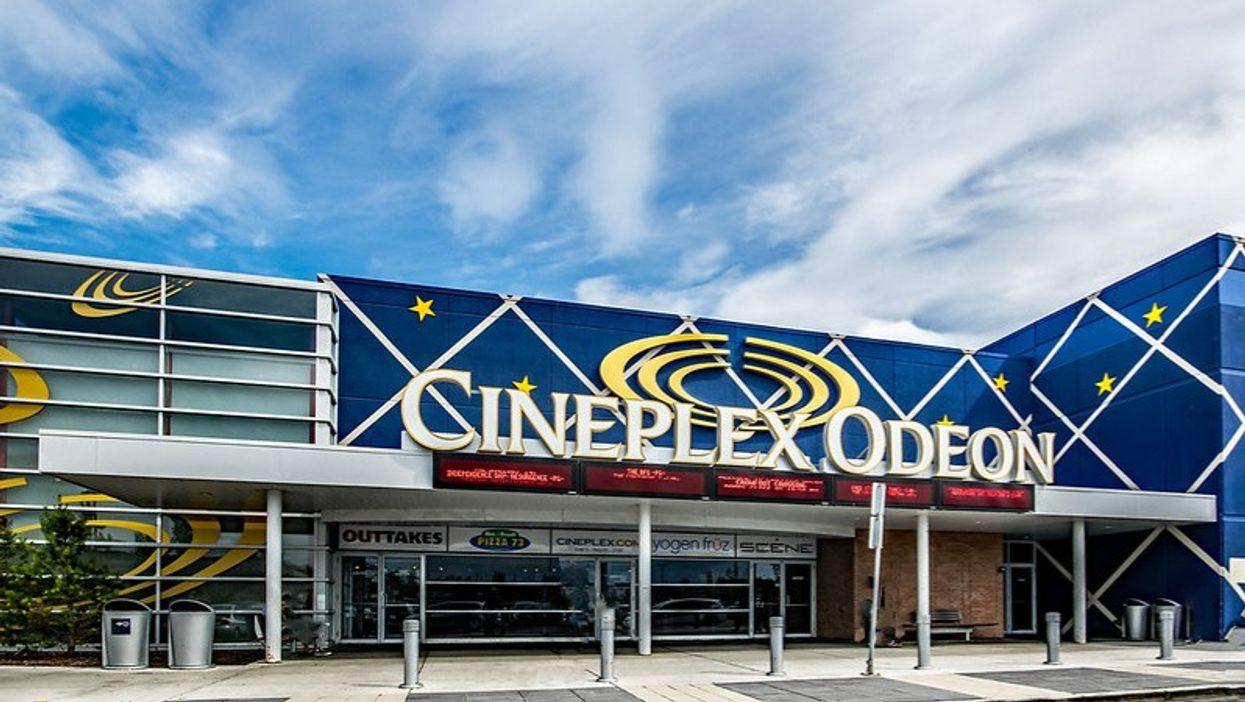 Les cinémas Cineplex offrent des films à 2,99 $ la semaine prochaine au Québec