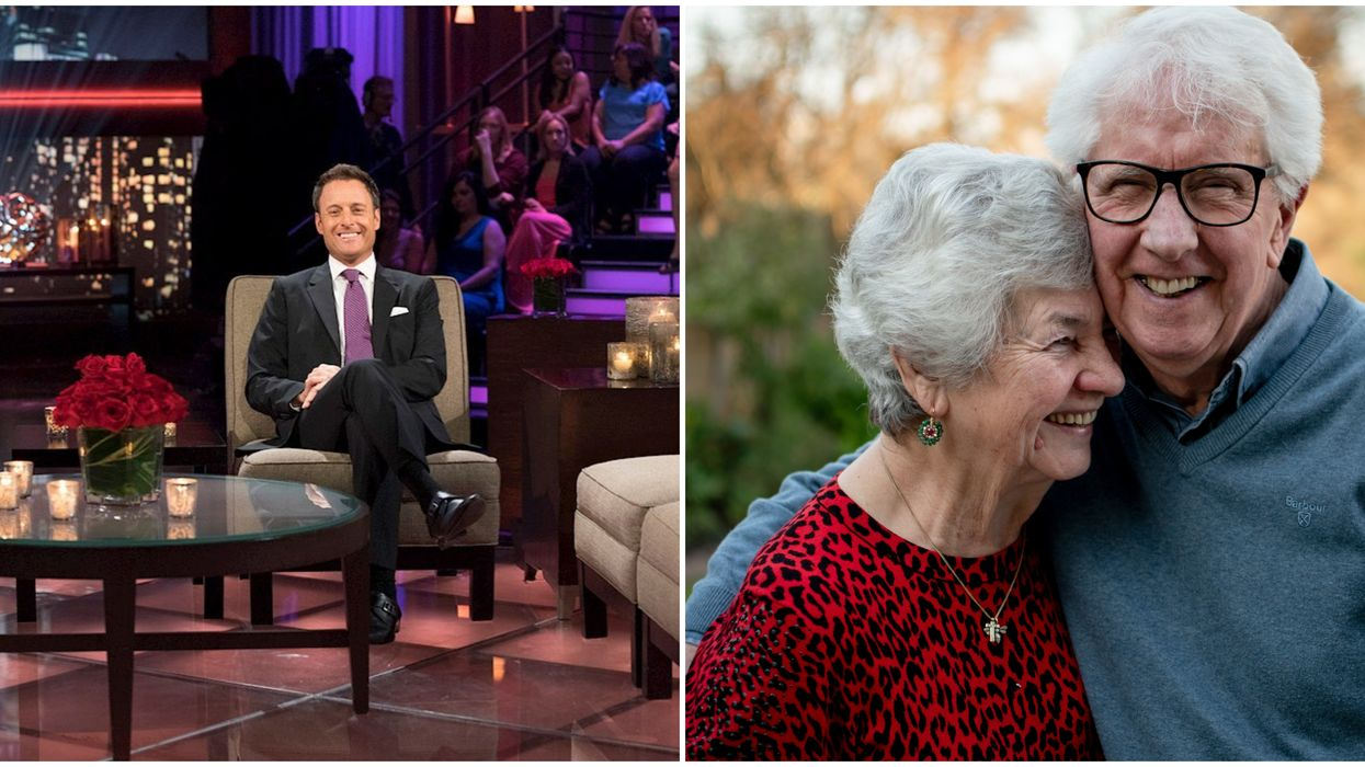 The Bachelor Seniors Casting Call Is Open To Canadians & You Can Sign Your Grandparents Up