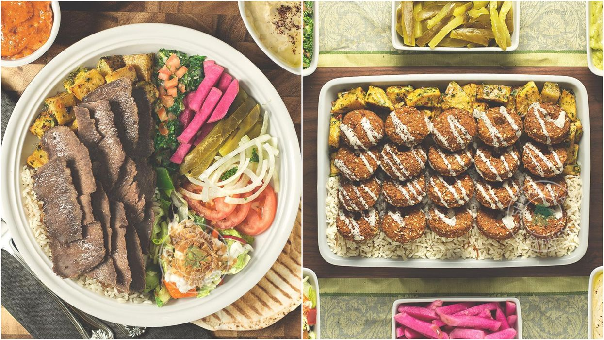 7 Hot Restaurants That Prove Ottawa Is The Shawarma Capital Of Canada