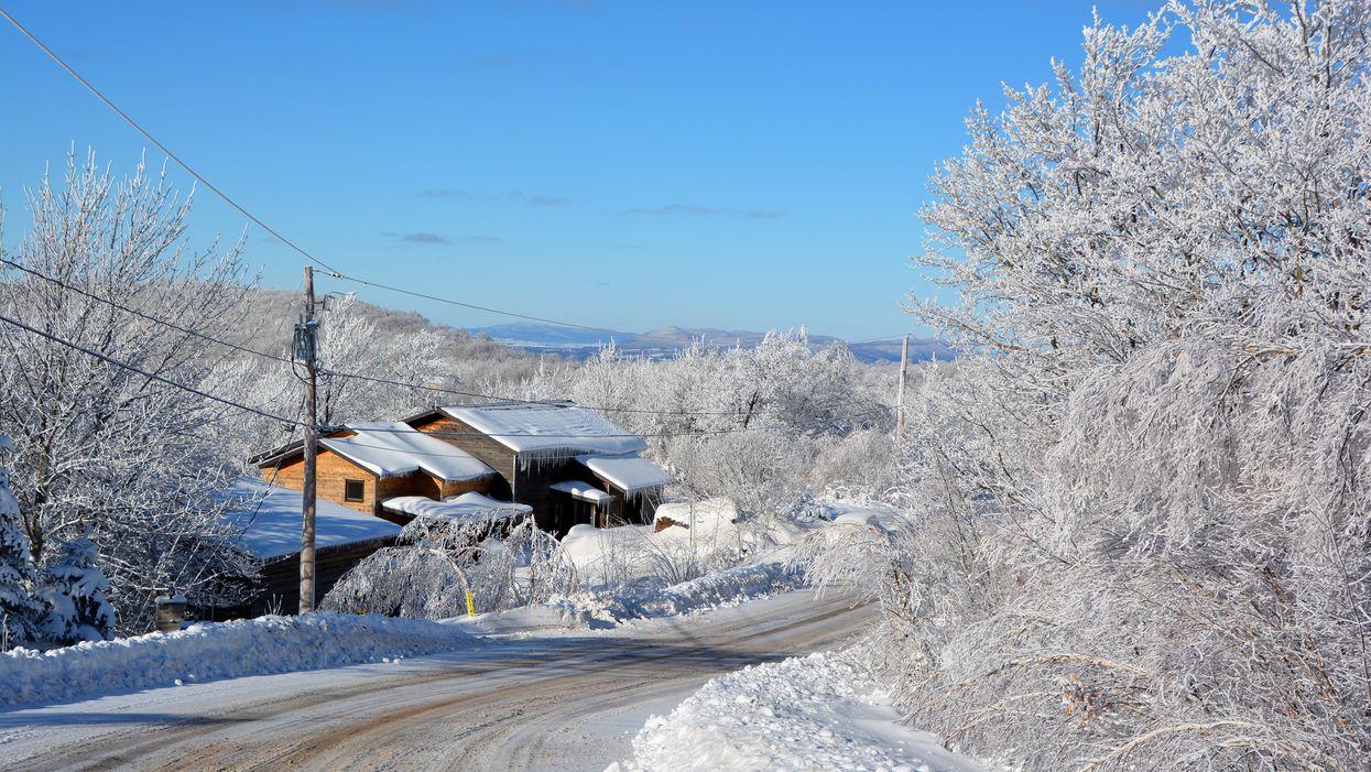 Les températures ressenties au Québec vont chuter à près de - 20 C ce weekend