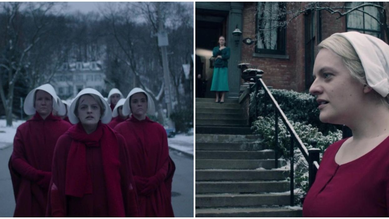 """8 """"The Handmaid's Tale"""" Filming Locations In Ontario You Can Totally Visit"""