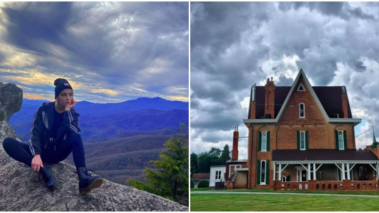 Surreal Places In North Carolina That Are Perfect For An Adventurous Scavenger Hunt