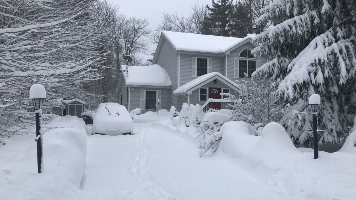Miracle March Brings Six Feet Of Snow To Northern & Central California