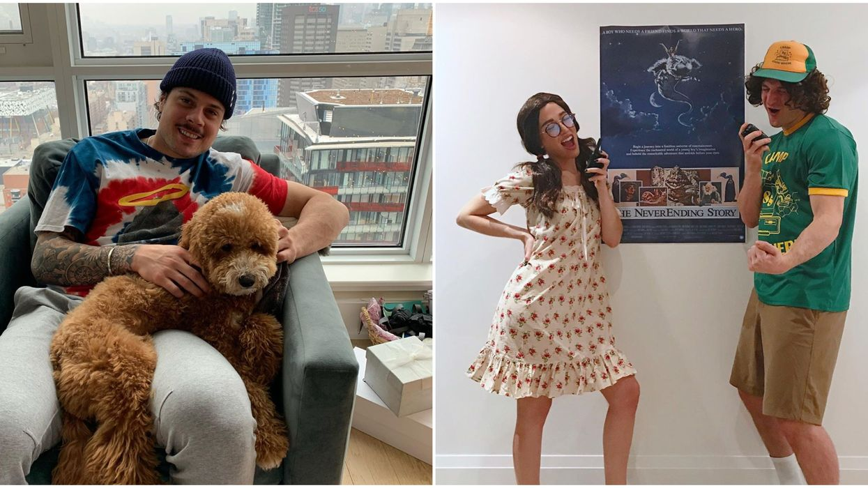 14 Netflix Movies & Shows Leafs Stars Love So You Can Binge Like The Pros
