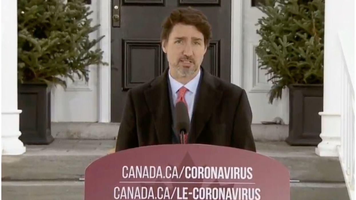COVID-19 : Trudeau annonce une aide de 2000 $/mois si ton emploi a été affecté