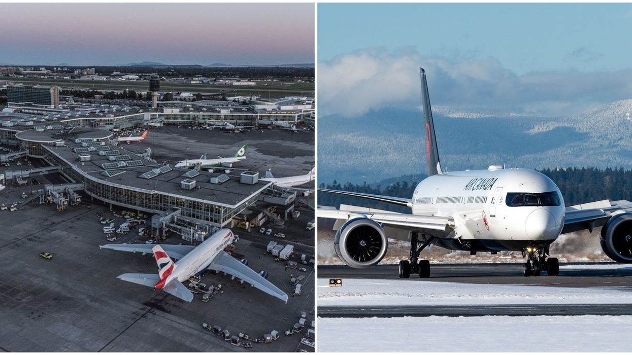 COVID In Vancouver: Passengers On Several Flights May Have Been Exposed To COVID-19