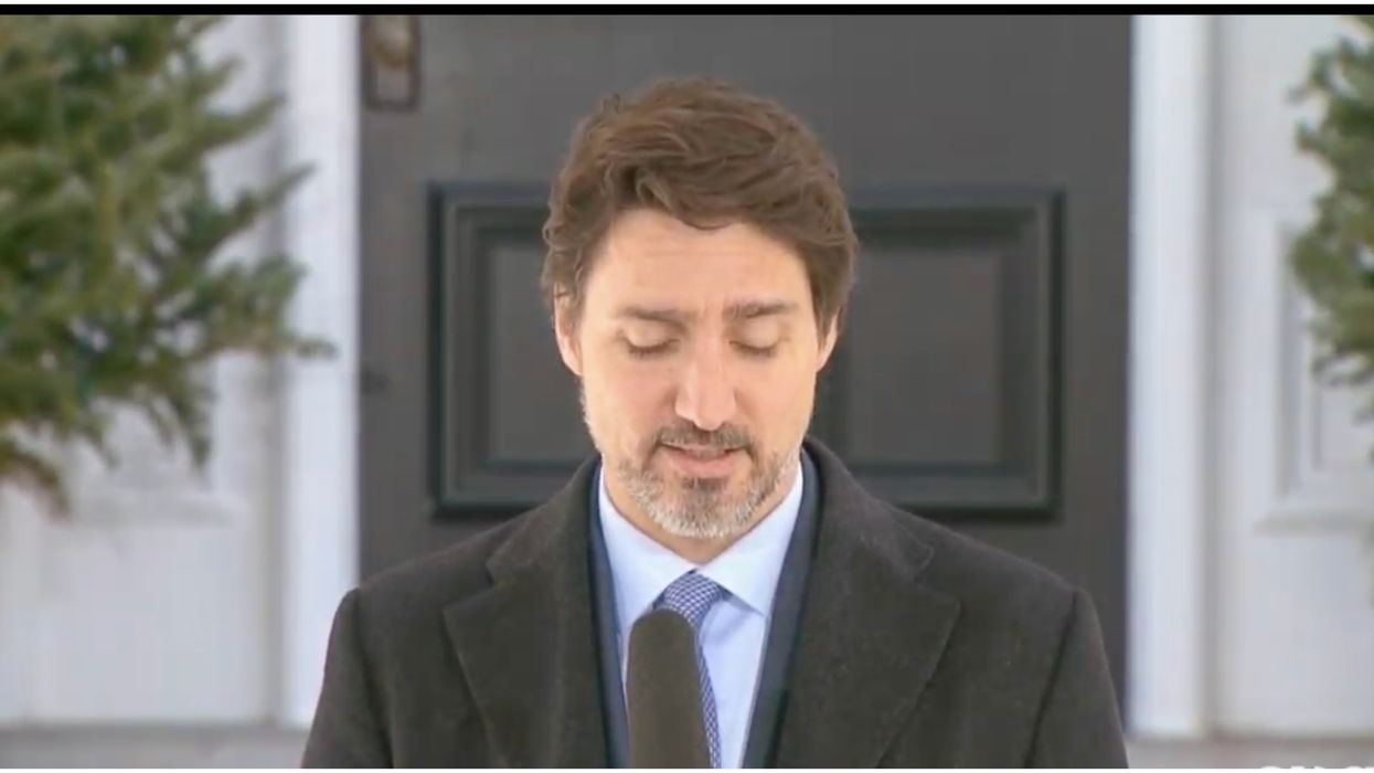Justin Trudeau affirme que la situation au Canada pourrait durer encore des mois