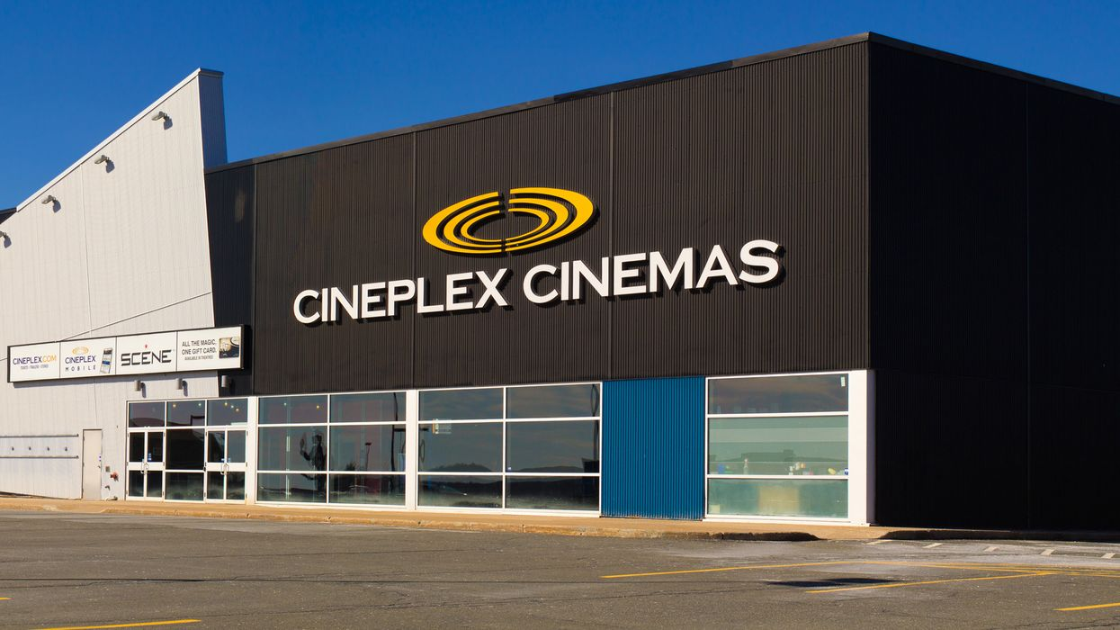 Cineplex Is Staying Closed Indefinitely Instead of Reopening Today Like They Planned