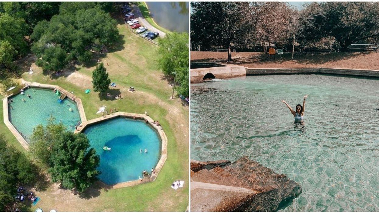 Blue Spring In Alabama To Swim In