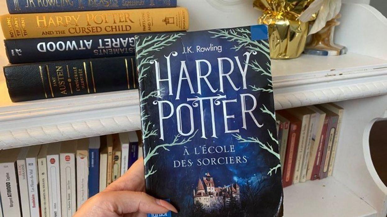 Harry Potter : le livre audio «Harry Potter à l'école des sorciers» gratuit