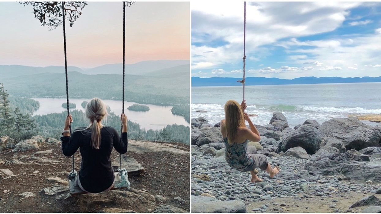 7 Rope Swing Hikes In BC You Need To Try At Least Once In Your Life