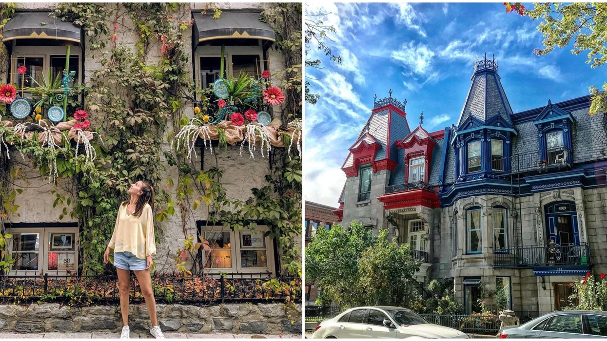 11 Colourful Places In Quebec You Need On Your Travel Bucket List