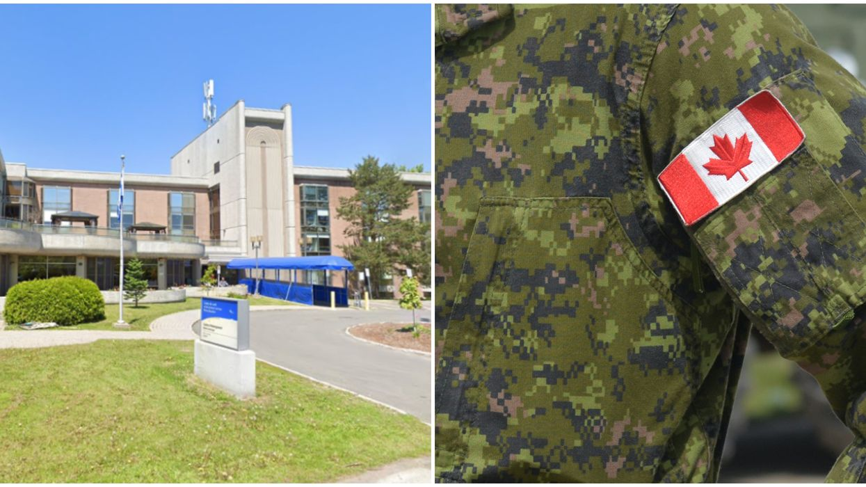 L'armée canadienne pourrait venir en aide dans les CHSLD du Québec