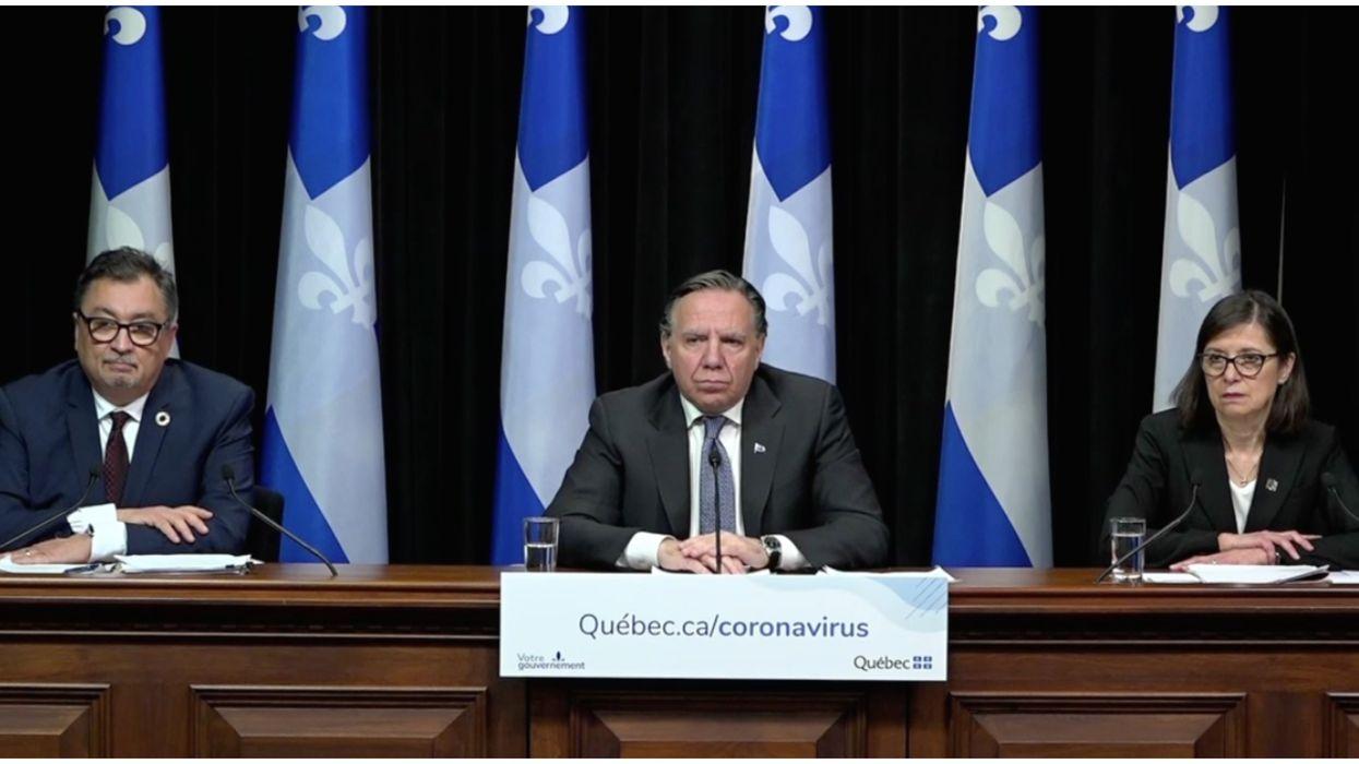 Le nombre de cas de COVID-19 bondit de près de 1 000 personnes en 24 heures au Québec
